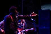 Charles Bradley performs at Bumbershoot 2013 in Seattle, WA USA