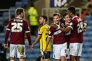 Oxford United v Northampton Town 140415