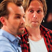 NLD/Hilversum/20130827 - NTR najaarspresentatie 2013, Jurre Bosman en Bart Meijer