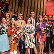 NLD/Amsterdam/20150201 - Premiere Heerlijk duurt het Langst, Cast
