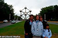 Antwerp Day 2: Brussels Tour