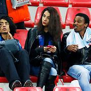 Kayserispor Erciyesspor's supporters during their Turkish superleague soccer match Kayserispor Erciyesspor between Fenerbahce at Kadir Has Stadium in Kayseri Turkey on Friday 19 December 2014. Photo by Kurtulus YILMAZ/TURKPIX