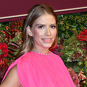 Elena Perminova attends Evening Standard Theatre Awards at Theatre Royal, on 18 November 2018, London, UK.