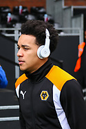 Helder Costa of Wolverhampton Wanderers during the Sky Bet Championship match at Craven Cottage, London<br /> Picture by Richard Brooks/Focus Images Ltd 07947656233<br /> 18/03/2017