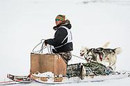 Racing sleigh