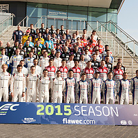 Driver photo at the FIAWEC 6 Hours of Silverstone 2015