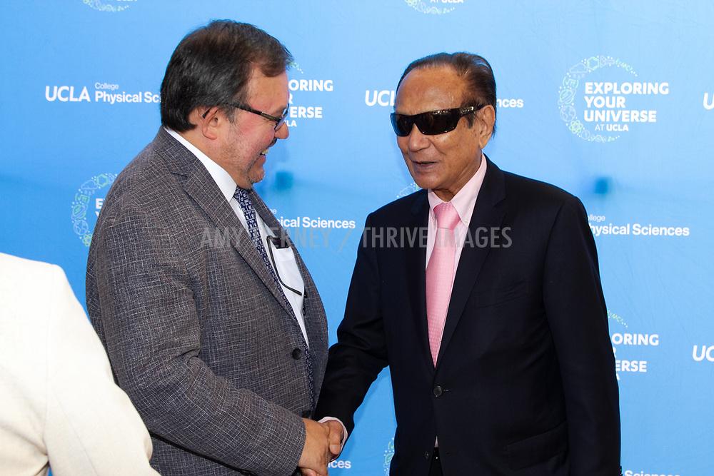 Miguel Garcia-Garibay, and Donor