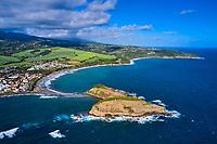 France, Martinique, Sainte-Marie avec l'îlet Sainte-Marie // France, West Indies, Martinique, Sainte-Marie with the islet Sainte-Marie