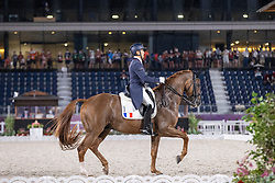Ayache Alexandre, FRA, Zo What, 129<br /> Olympic Games Tokyo 2021<br /> © Hippo Foto - Dirk Caremans<br /> 24/07/2021