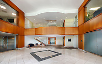 Interior image of Ridgeview 2 Office Building in Chantilly Virginia by Jeffrey Sauers of Commercial Photographics, Architectural Photo and Video Artistry