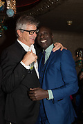 JAY JOPLING, OSWALD BOATENG, Nick Cave and the Bad Seeds with The Vampire's Wife and Matchesfashion.com party to celebrate the end of their 2017 World tour. Lou lou's. Hertford St. Mayfair.
