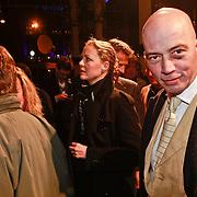 NLD/Amsterdam/20110315 - Inloop Boekenbal 2011, Tommy Wieringa