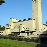 Door Dudok ontworpen gemeentehuis Hilversum