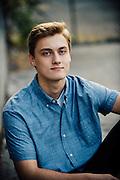 Peyton's High School Senior Portrait