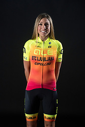 Margarita Victoria Garcia of Alé BTC Ljubljana, professional women cycling team, on November 15, 2019 in Ljubljana, Slovenia. Photo by Sportida