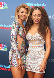 PASADENA, CA - MARCH 12: Phoenix Chi Gulzar and Mel B at America's Got Talent Red Carpet Kickoff at The Pasadena Civic Auditorium in Pasadena, California on March 12, 2018. 12 Mar 2018 Pictured: Phoenix Chi Gulzar and Mel B. Photo credit: FS/MPI/Capital Pictures / MEGA TheMegaAgency.com +1 888 505 6342
