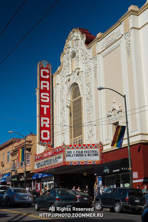 The Castro Theatre Film Festival, San Francisco