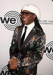 April 27, 2018 - New York City, New York, U.S. - Musician NILE RODGERS attends the 2018 We Are Family Foundation Celebration Gala held at the Hammerstein Ballroom. (Credit Image: © Nancy Kaszerman via ZUMA Wire)