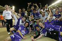 Fotball<br /> Belgia<br /> Foto: PhotoNews/Digitalsport<br /> NORWAY ONLY<br /> <br /> FINALE BEKER VAN BELGIE 2005 / FINALE COUPE DE BELGIQUE 2005 / CLUB BRUGGE - GBA / FC BRUGES - GERMINAL BEERSCHOT / VREUGDE GERMINAL BEERSCHOT