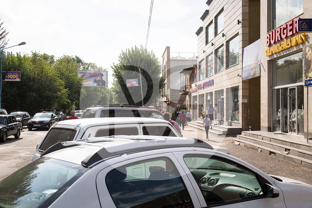 ARMENIEN - SEVAN - Stadtansicht - 04. September 2019 © Raphael Hünerfauth - http://huenerfauth.ch