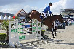 Kirchhoff Ulrich, (UKR), Prince de la Mare<br /> CSI4* Qualifikation DKB-Riders<br /> Horses & Dreams meets Denmark - Hagen 2016<br /> © Hippo Foto - Stefan Lafrentz