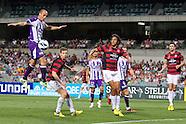 Rnd 13 Perth Glory v Western Sydney