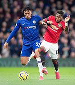 Soccer-Premier League-Chelsea vs Manchester United-Feb 17, 2020