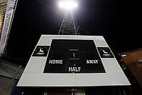 Hartlepool United FC 4-0 Stockport County FC. Vanarama National League. 22.12.20
