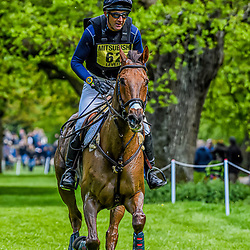 Bill Levett Badminton Horse trials 2019