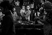 Kampot Market, Cambodia. December/2017.
