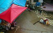 Vietnam, Sapa : at the market.