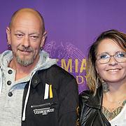 NLD/Amsterdam/20181030 - Premiere Bohemian Rapsody, Sanne Kraaijkamp en partner Jan Bakker