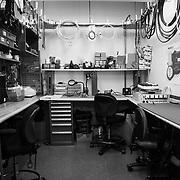 IceCube Laboratory workbench