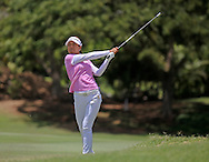 18 APR15 Californian Jenny Shin during Saturday's Final Round of The LOTTE Championship at The Ko Olina Golf Club in Kapolei, Hawaii. (photo credit : kenneth e. dennis/kendennisphoto.com)