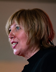 Lesley Laird at launch of Scottish Labour's European Elections campaign at The Lighthouse in Glasgow ,May 2019.