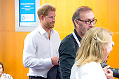 Prins Harry bij aidsconferentie Aids2018 in Amsterdam