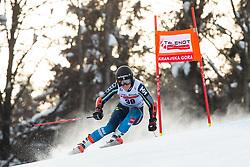 Sara Rask (SWE) during the Ladies' Giant Slalom at 57th Golden Fox event at Audi FIS Ski World Cup 2020/21, on January 17, 2021 in Podkoren, Kranjska Gora, Slovenia. Photo by Vid Ponikvar / Sportida