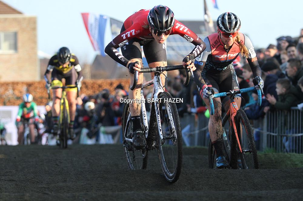 27-12-2019: Wielrennen: DVV veldrijden: Loenhout: Alice Maria Arzuffi