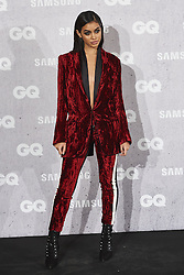 November 3, 2016 - Madrid, Madrid, Spain - Cindy Kimberly attends the GQ 2016 Men of the Year Awards ceremony at the Palace Hotel on November 3, 2016 in Madrid, Spain. (Credit Image: © Jack Abuin via ZUMA Wire)