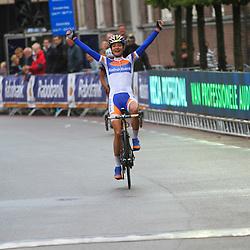 Sportfoto archief 2012<br /> Profronde van Almelo vrouwen Marianne Vos