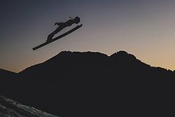 01.03.2021, Oberstdorf, GER, FIS Weltmeisterschaften Ski Nordisch, Oberstdorf 2021, Damen, Skisprung, HS137, Einzelbewerb, Training, im Bild Ursa Bogataj (SLO) // Ursa Bogataj of Slovenia during a trainings session for the women ski Jumping HS137 single competition of FIS Nordic Ski World Championships 2021 Oberstdorf, Germany on 2021/03/01. EXPA Pictures © 2021, PhotoCredit: EXPA/ JFK