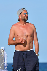 EXCLUSIVE - Liverpool trainer Jürgen Klopp and his wife Ulla Sandrock spend holiday at Club 55 in St Tropez with family and friends. 08 Jun 2018 Pictured: Jürgen Klopp. Photo credit: Eliotpress/MEGA TheMegaAgency.com +1 888 505 6342