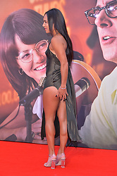 © Licensed to London News Pictures. 07/10/2017. London, UK. HEATHER WATSON attends the European film premiere of Battle Of The Sexes showing as part of the BFI London Film Festival. Photo credit: Ray Tang/LNP