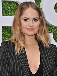 Debby Ryan arrives at the 2017 CBS Television Studios Summer Soiree TCA Party held at the CBS Studio Center – New York Street in Studio City, CA on Tuesday, August 1, 2017. (Photo By Sthanlee B. Mirador) *** Please Use Credit from Credit Field ***