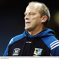 27 October 2007; Connacht manager Ger Loughnane. M. Donnelly Inter-Provincial Hurling Championships Final, Munster v Connacht, Croke Park, Dublin. Picture credit: Paul Mohan / SPORTSFILE