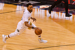 January 11, 2019 - Toronto, Ontario, Canada - Norman Powell #24 of the Toronto Raptors runs with the ball during the Toronto Raptors vs Brooklyn Nets NBA regular season game at Scotiabank Arena on January 11, 2019, in Toronto, Canada (Toronto Raptors win 122-105) (Credit Image: © Anatoliy Cherkasov/NurPhoto via ZUMA Press)