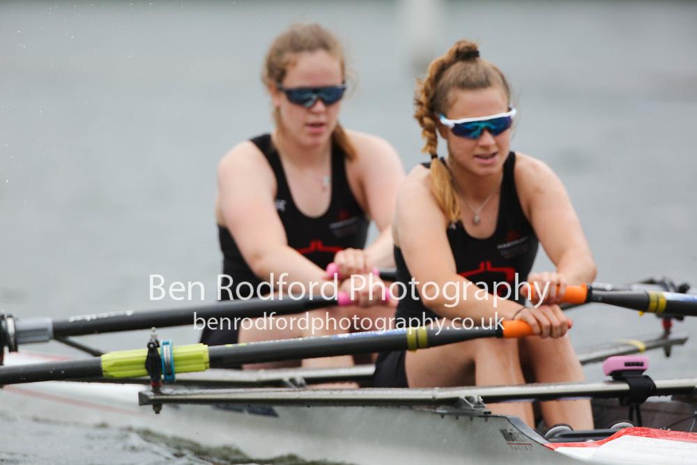 Junior 2x  Heat<br /> <br /> Hartpury College RA <br /> Trentham BC (A)<br /> <br /> Henley Women's Regatta 2021<br /> Saturday