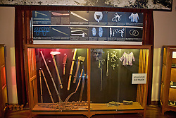 Weapons Used By Khmer Rouge, Choeung Ek