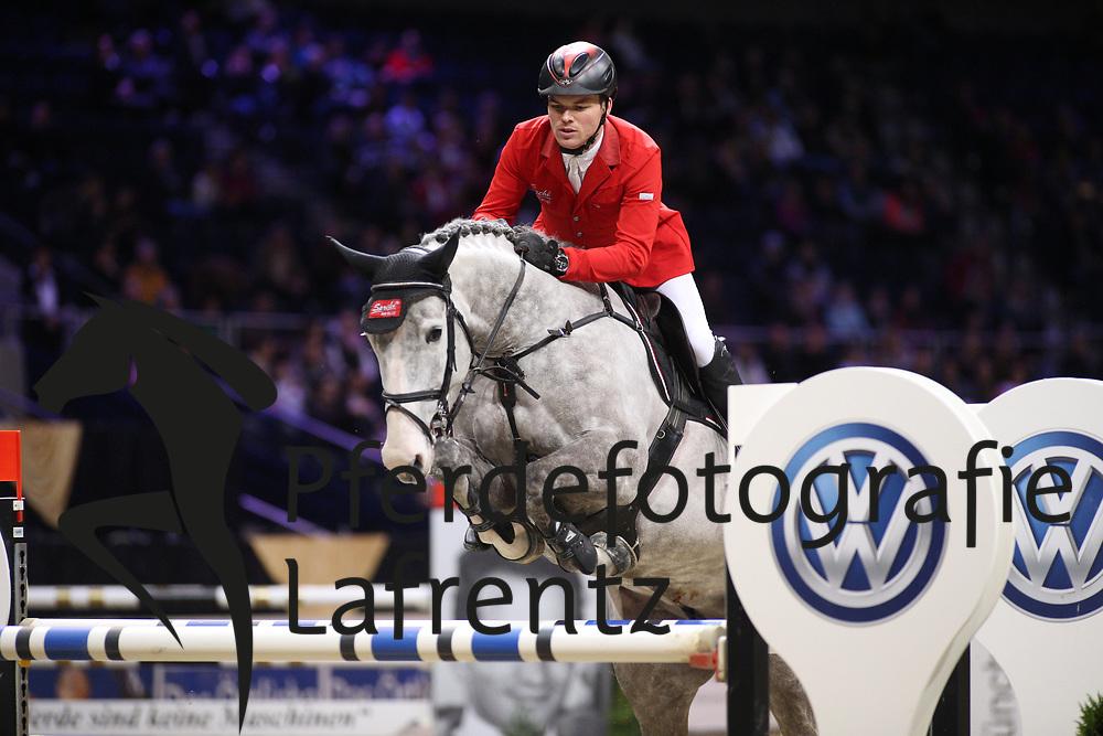 Sprehe, Jan (GER), Queentina<br /> Braunschweig - Löwen Classics 2016<br /> Finale Youngster Tour<br /> © www.sportfotos-lafrentz.de / Stefan Lafrentz