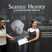 2.7.2020 NLI Seamus Heaney Covid-19